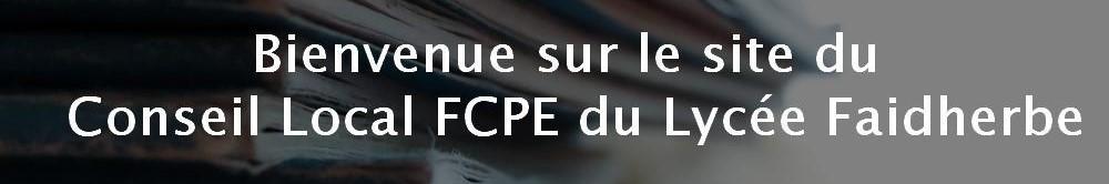 Bienvenue sur le site de la FCPE